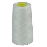 Katoen/nylon draad wit